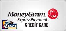 moneygram em cartão de crédito