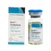 Acro Trenbolone Acetate 100mg 10ml Beligas Pharmaceuticals