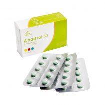 Anadrol 50mg 50tabs Maha Pharma
