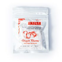 Anavar 50mg 100tabs Dragon Pharma