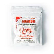 Dianabol 20mg 100 compresse Dragon Pharma