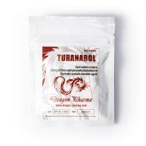 Turanabol 20mg 100tabs Dragon Pharma