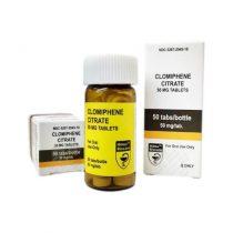 Original Anti Estrogen Clomid manufactured by Hilma.