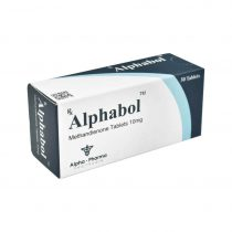 Original Oral Dianabol manufactured by Alpha Pharma.