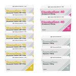 Suché balení - Myogen - StanoGen + Clenbugen - perorální steroidy (10 týdnů)